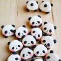 Panda Macarons, un desert adorabil. Ai mai gustat aşa ceva?