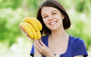 Ce se întâmplă în corpul tău dacă mănânci banane în fiecare zi