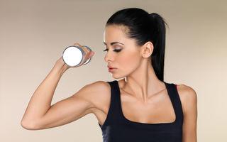 6 exerciţii pentru braţe tonifiate. Le poţi face acasă!