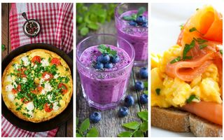 Ce să mănânci dimineaţa ca să ai energie? 8 idei pentru un mic dejun nutritiv