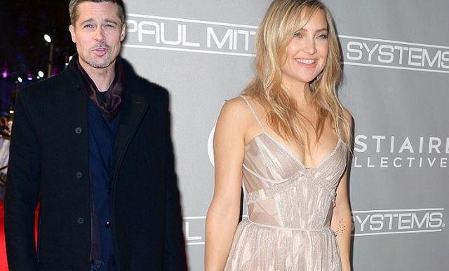 Brad Pitt și Kate Hudson