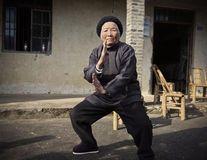 Bunicuţa ştie kung fu: La 94 de ani e expertă în arte marţiale! - VIDEO