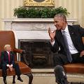 Pozele care îl enervează pe Trump. Donald, nici nu ştii cât de mic începi să fii!