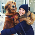 Cel mai bun prieten al omului: Câinele care îmbrăţişează pe toată lumea - FOTO
