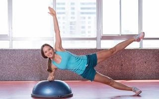 5 exerciţii pentru picioare tonifiate şi fără celulită