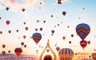 Fără Photoshop: Cappadocia, un loc ca de pe altă planetă