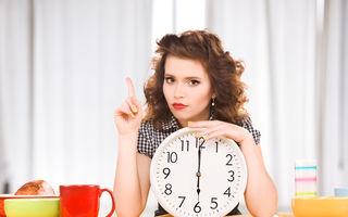 La ce ore ar trebui să mănânci?