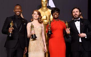 Premiile Oscar 2017. Lista câştigătorilor