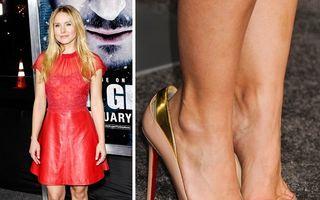 De ce poartă vedetele pantofi cu un număr mai mare? Un truc uimitor!