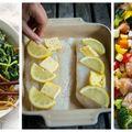 Ce să mănânci la cină? 5 combinaţii rapide, sănătoase şi ieftine