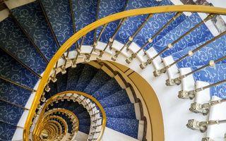 Fascinaţia spiralelor: Barcelona, oraşul scărilor fără sfârşit