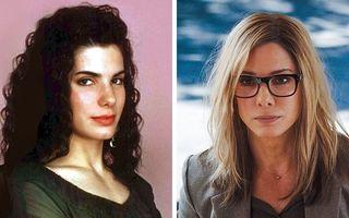 Cum arătau actriţele celebre în primul lor rol. 14 vedete atunci şi acum