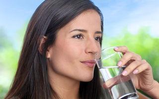 Cum îți dai seama că nu bei suficientă apă
