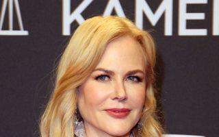 Botox sau nu? Nicole Kidman a apărut cu faţa umflată - FOTO