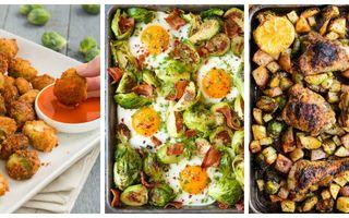 Cum se mănâncă varza de Bruxelles? 30 de combinaţii inedite din care să te inspiri