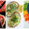 Mic dejun cu humus. 20 de combinaţii pe care să le mănânci în post
