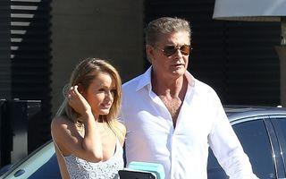"""David Hasselhoff, playboy şi la 64 de ani. Cum arată acum starul din """"Baywatch"""""""