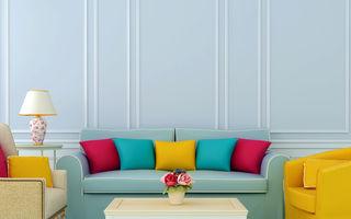 Cum îţi afectează culorile din casă starea de spirit?