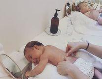Şi bebeluşii merg la spa! 10 imagini care îţi aduc zâmbetul pe buze