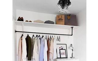 Cum să-ți organizezi eficient hainele și pantofii. 20 de idei