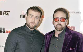 Beizadeaua de la Hollywood: Fiul lui Nicolas Cage plăteşte preţul tupeului