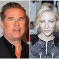 """Val Kilmer, obsedat de Cate Blanchett: """"Am avut două vise cu ea, iar soţul său nu apărea în ele"""""""