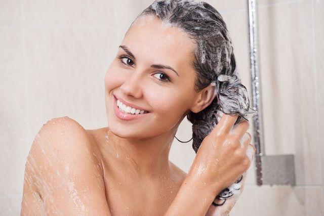Spălat păr