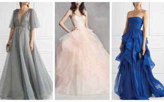 Cele mai frumoase rochii de mireasă care nu sunt albe