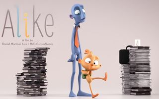 """Cum vrea societatea să fie viaţa ta: """"Alike"""", animaţia care îţi deschide mintea - VIDEO"""