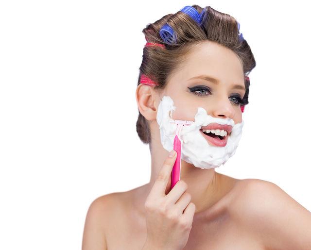 Cum să scapi de părul facial