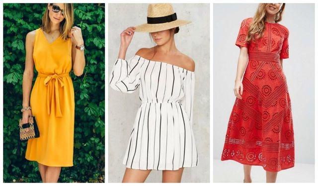 Ce rochii să porți în primăvara aceasta? 7 modele