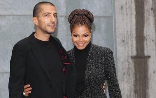 Janet Jackson divorţează a treia oară