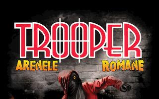 """Trooper face """"Scandal"""" pe 28 octombrie la Arenele Romane!"""