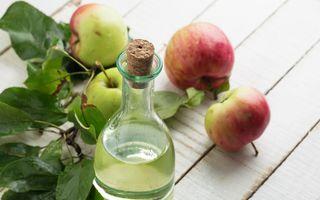 4 utilizări neobișnuite ale oțetului de mere