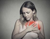 6 simptome ale infarctului care apar doar la femei