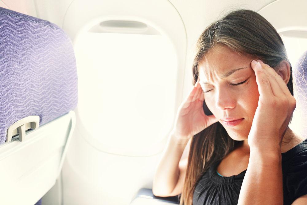 Rău în avion