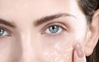Scrub pentru față: 5 idei din ingrediente naturale