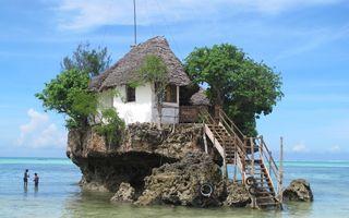 Mama Natură e cel mai bun arhitect! 17 case fabuloase