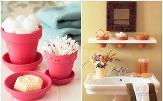 15 idei pentru o baie perfectă. Inspiră-te!