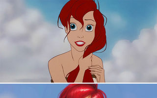 Prinţesele Disney reinventate. 7 imagini senzaţionale