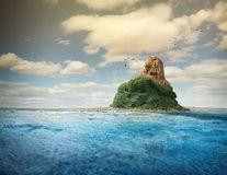 A construit o insulă deşi n-are avere. Iată cum a reuşit! - VIDEO