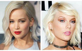 Blond angelic: singura culoare de păr care se potrivește oricui