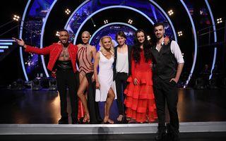 Luni seară, Mihai Petre a dat prima sa notă de 10 în competiția Uite cine dansează!