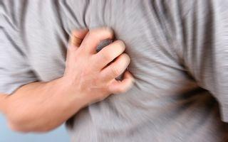 Angina pectorală: simptome și tratament