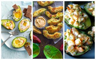Cum să găteşti cu avocado? 8 idei geniale care te pot inspira