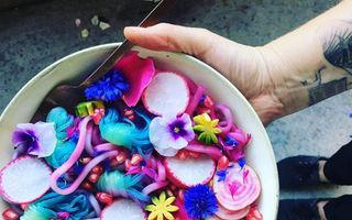 Tăițeii unicorn, cel mai colorat și mai sănătos trend alimentar