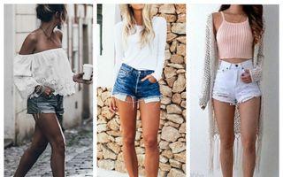 Cu ce porţi pantalonii scurţi în 2017