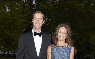 Pippa Middleton şi-a prezentat logodnicul: Cine e bărbatul cu care se mărită