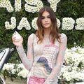 Fata ei este model: Fiica lui Cindy Crawford, în prima campanie pentru un parfum