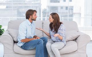 10 sfaturi pentru a încheia cu bine o ceartă cu partenerul